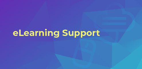 eLearning Support